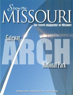 Show-Me Missouri, The Travel Magazine of Missouri